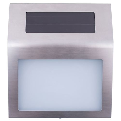 Silver Solar Number IP44