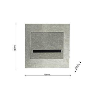 Silver Fero Warm color 3000 K small 7