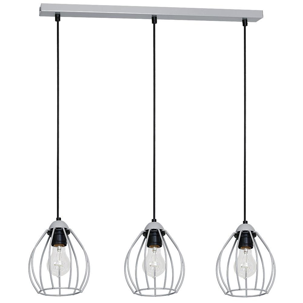 Hanging lamp Don Gray 3x E27 / 60 W / 230 V