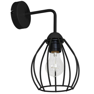 Wall lamp Don Black 1x E27 small 0