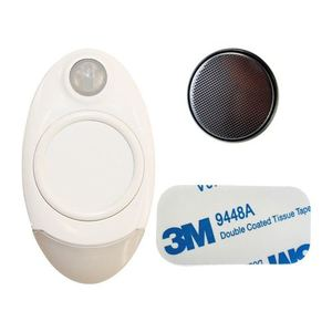 White Lamp With Movement Sensor For 4000K Hand Luggage small 1