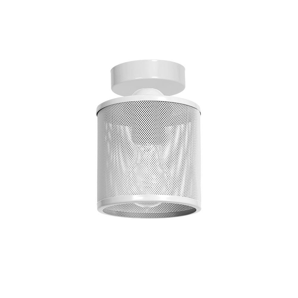 Ceiling Lamp Louise White 1x E27