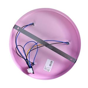 Pink Ceiling Lamp Star 3x E27 small 1
