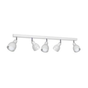 Ceiling Lamp Pik White 5x E27 small 0