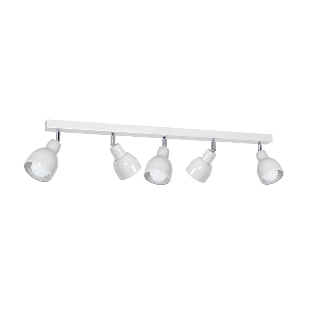 Ceiling Lamp Pik White 5x E27