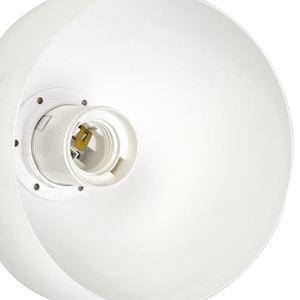 White Ceiling Lamp Dama White 3x E27 small 2
