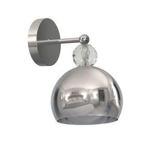 Chrome Wall lamp Toledo 1 Xe27 small 0