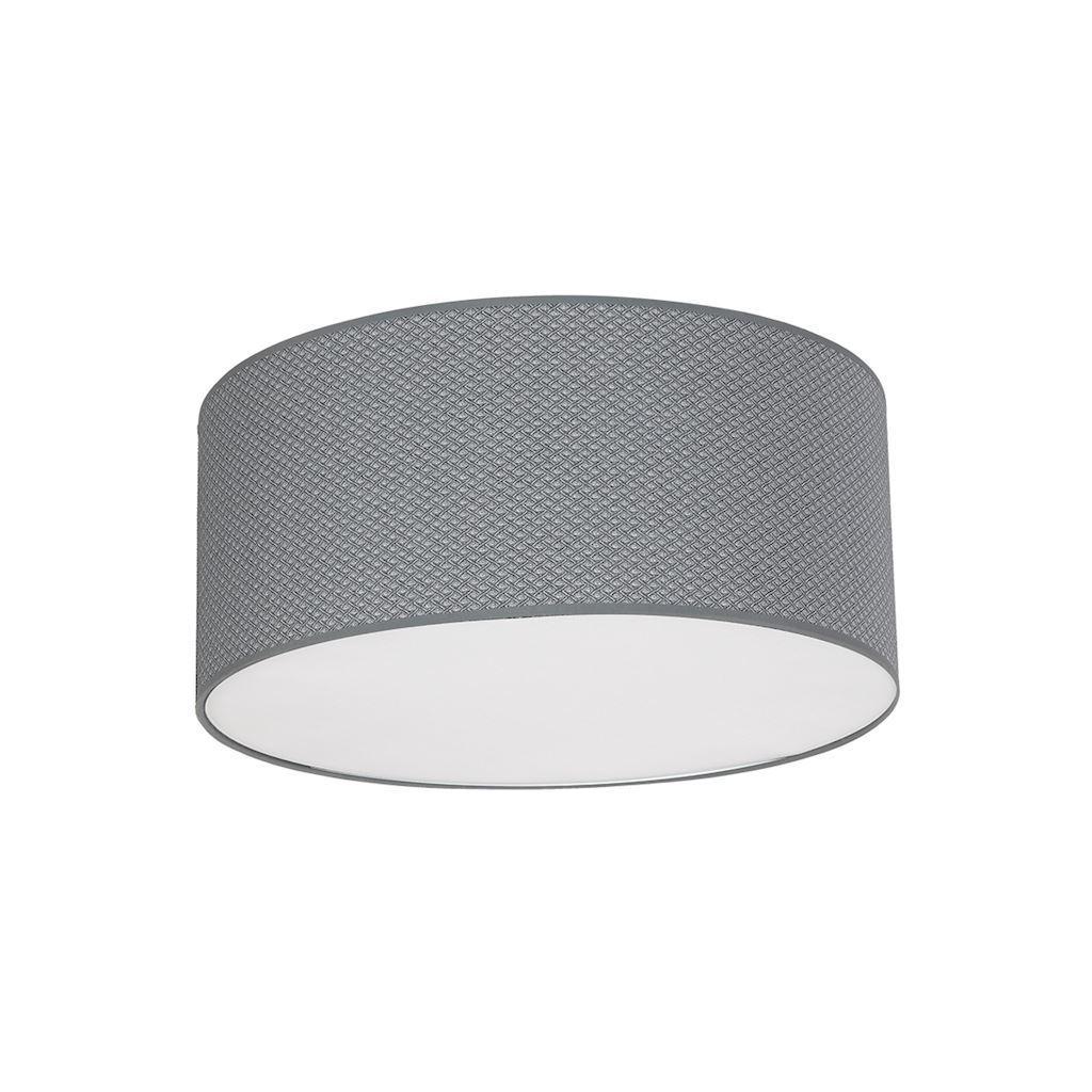 Gray Ceiling Lamp Belvedere 3x E27