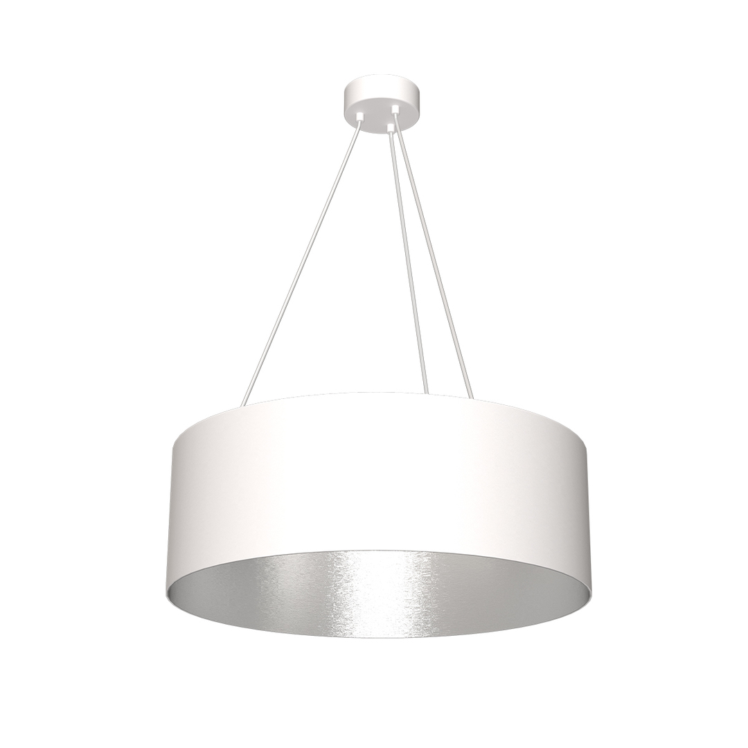 White Robin Hanging Lamp 3x E27