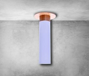 Pedro White 1x Gu10 Ceiling Lamp small 3