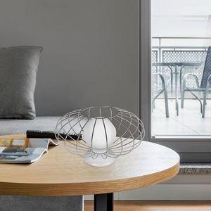 Chrome Table Lamp Kronos 1x E14 small 1