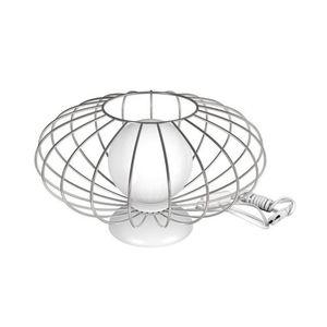 Chrome Table Lamp Kronos 1x E14 small 0