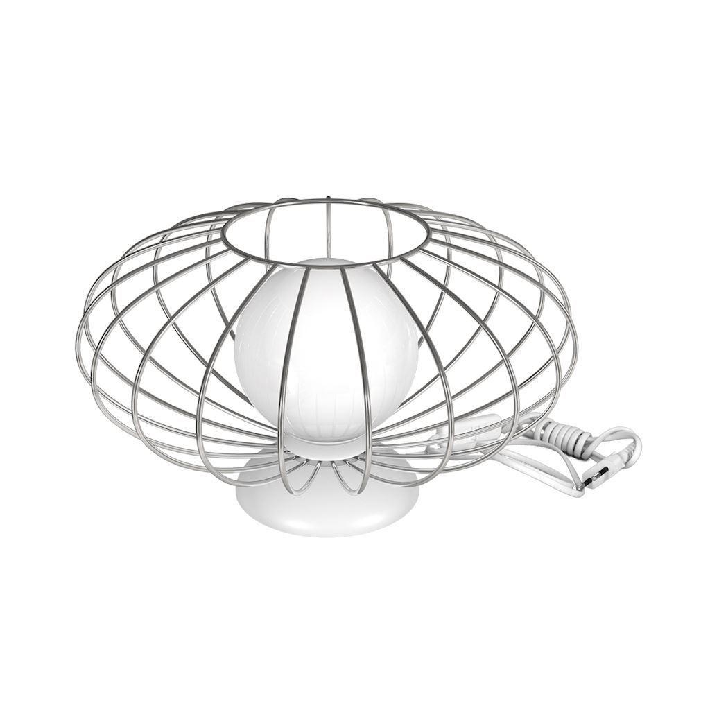 Chrome Table Lamp Kronos 1x E14