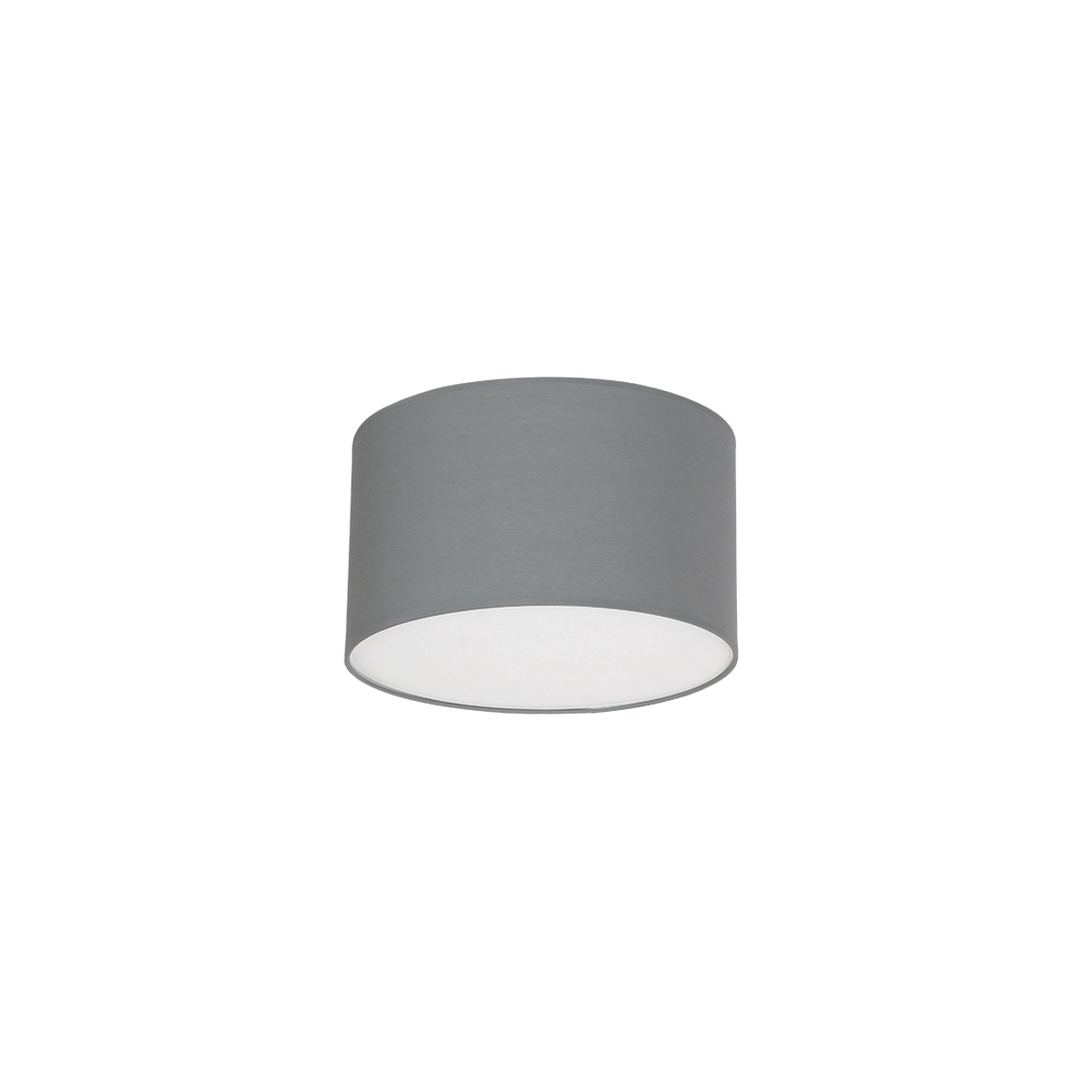 Gray Ceiling Lamp Bari Gray 1x E27