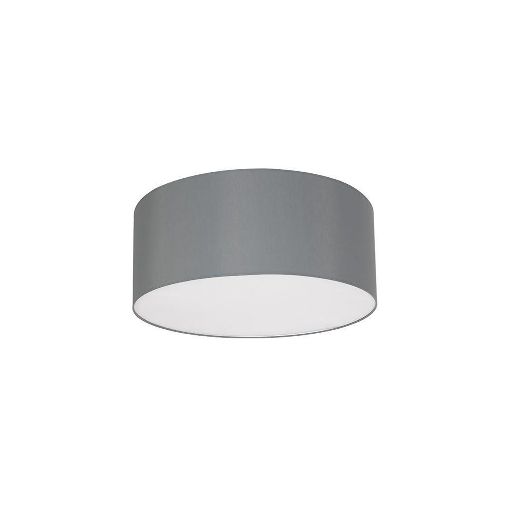Gray Ceiling Lamp Bari Gray 3x E27