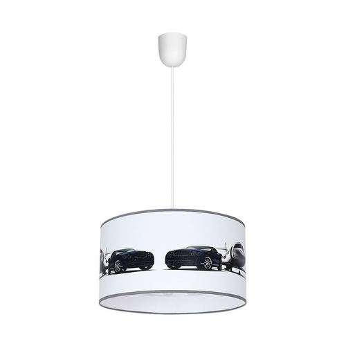Multicolor Hanging Lamp Jet 1x E27