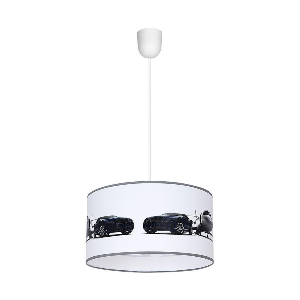 Multicolor Hanging Lamp Jet 1x E27