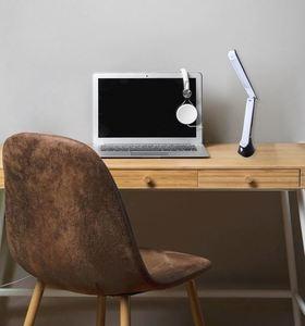 Black Blade 5W Led Desk Lamp small 6