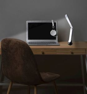 Black Blade 5W Led Desk Lamp small 7