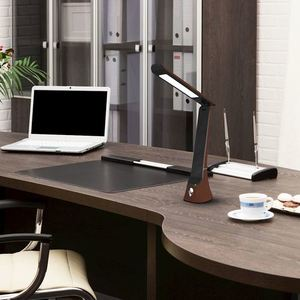 Brown Blade 5 W Led Desk Lamp small 1