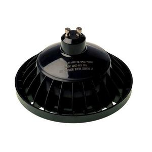 Bulb Ar111 12 W Gu10 3000 K / Black small 3