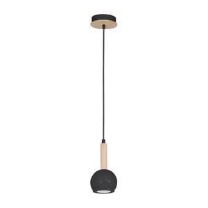 Black Bolle Black 1x Gu10 Hanging Lamp small 0