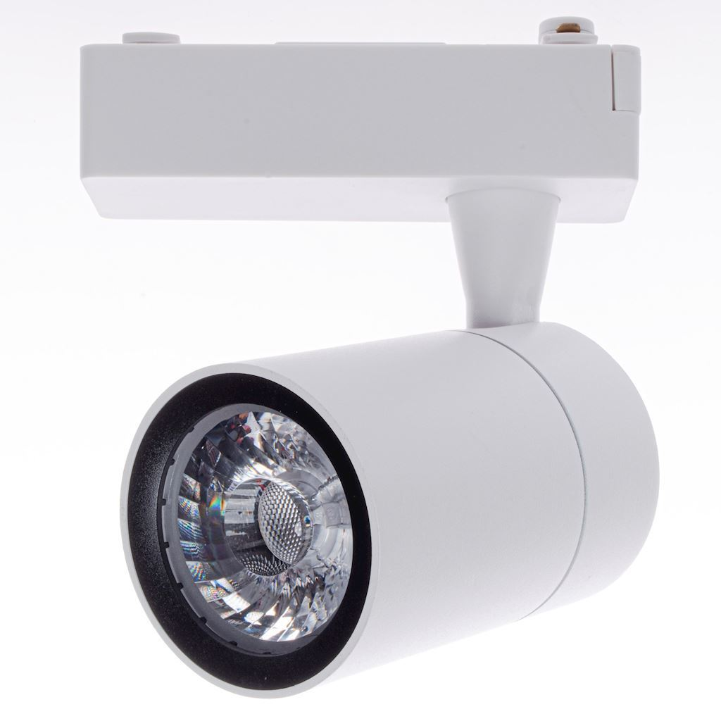 Track Light 7 W Led White 4000K Ceiling Lamp