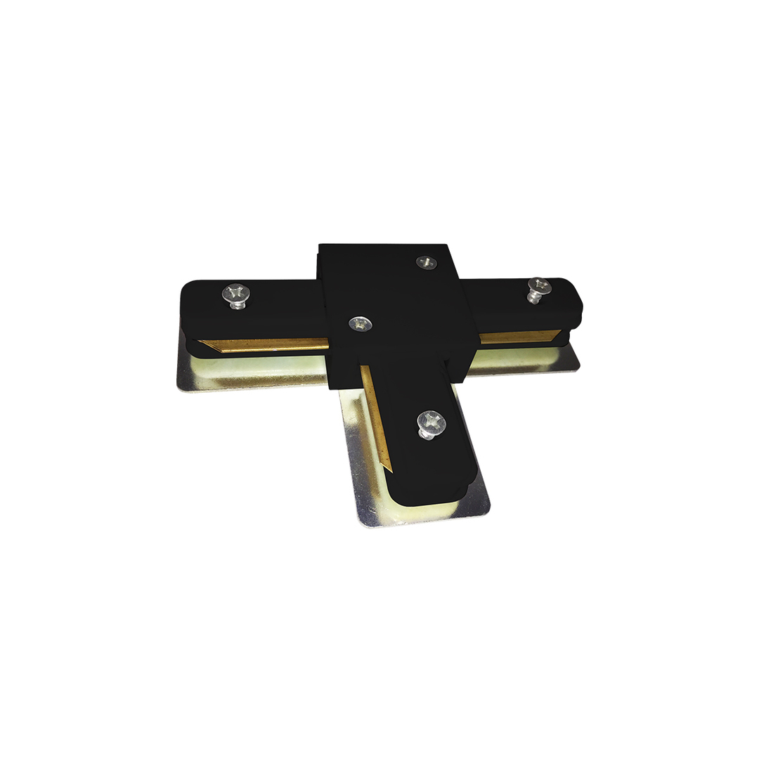 Lamp connector Track Light Black Type T