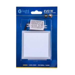 Silver Evo White Warm color 3000 K small 3