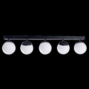 Black Ceiling Lamp Sfera Black 5x E14 small 7