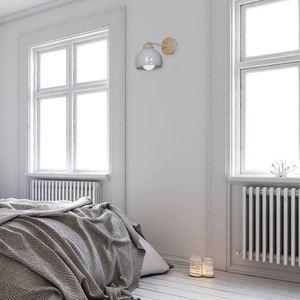 Gray Wall lamp Dama Gray 1x E27 small 4