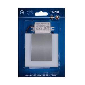 Silver Capri Neutral Color 4000k small 3