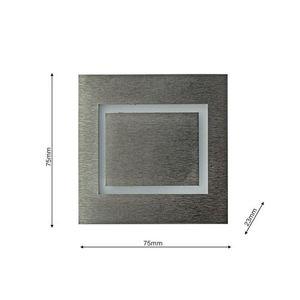 Silver Deco Neutral color 4000 K small 7