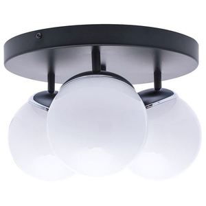 Chrome Ceiling Lamp Sfera 3x E14 small 0