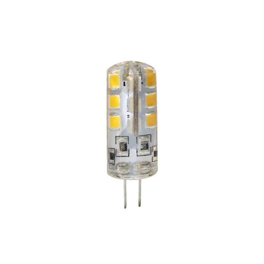 Led bulb 1.5 W G4 12 V. Color: Warm