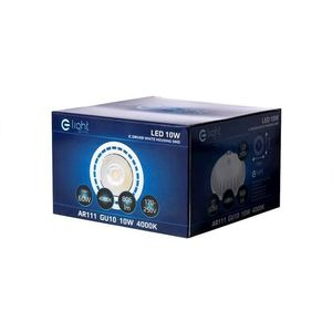 Bulb Ar111 12 W Gu10 4000 K / White small 4