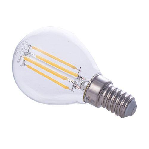 4W LED Filament Bulb G45 E14 4000K