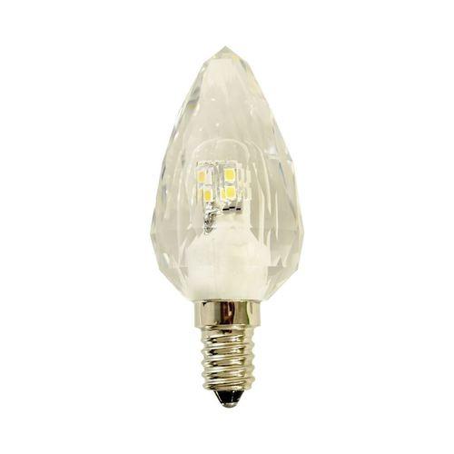 Crystal light bulb 4.3 W C37 E14 4000K