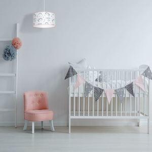 Multicolor Hanging Lamp Unicorn 1x E27 small 1