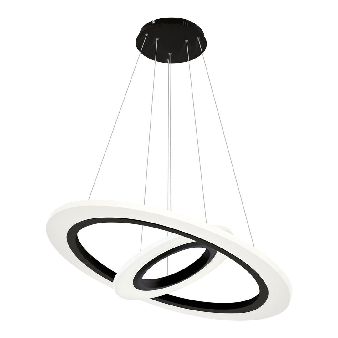 Black 36 W LED Cosmo Pendant Lamp