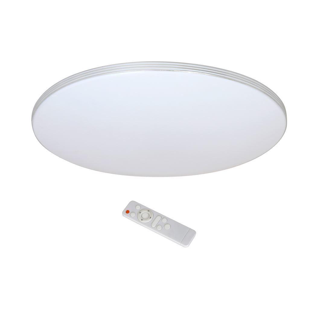 White Siena Ceiling Lamp 100 W Led ø1000 mm