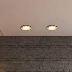 Brass Eye Ceiling Basic small 4
