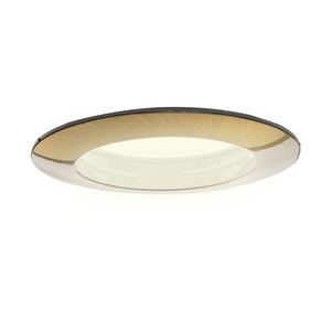 Chrome Eyelet Ceiling Adjustable Basic Motion Brass small 1