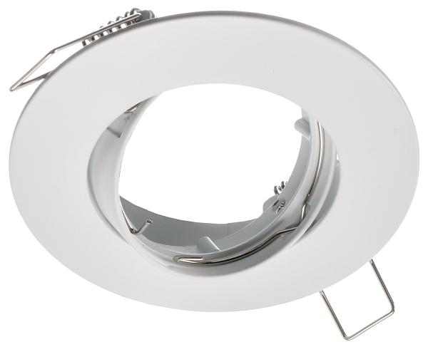 White Eyelet Ceiling Adjustable Cast Motion