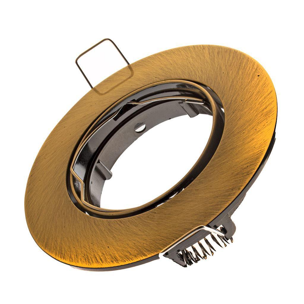 Brass Eyelet Ceiling Adjustable Cast Motion