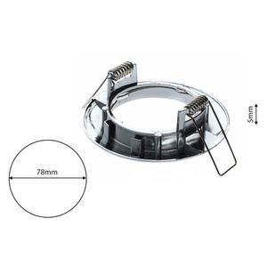 Chrome Eyelet Ceiling Cast Basic small 6