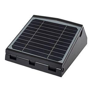 Black Solar Lamp Transformer 7 W 4000 K IP65 small 1