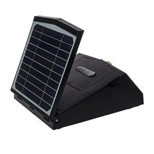Black Solar Lamp Transformer 7 W 4000 K IP65 small 4