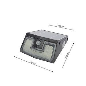 Black Solar Lamp Transformer 7 W 4000 K IP65 small 7