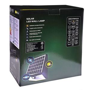 Black Solar Lamp Transformer 15 W 4000 K IP65 small 11